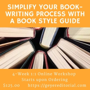 Book Style Guide Workshop Sq