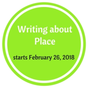 Writing about Place Circle