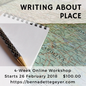 Writing about Place