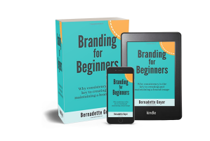 Branding for Beginners book